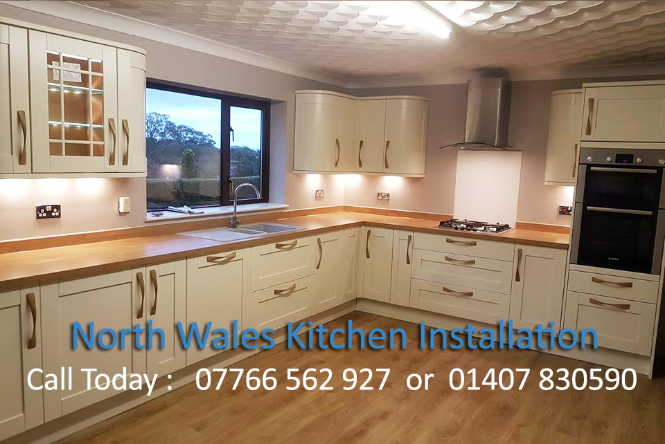 Professional kitchen installations Anglesey North Wales