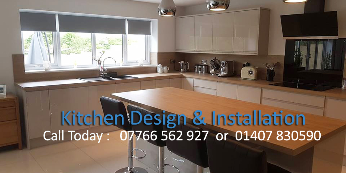 North Wales Kitchen Installations Kitchen Fitters North Wales
