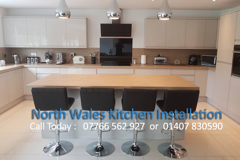 kitchens Anglesey fitters