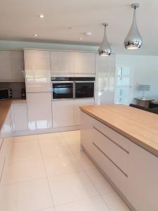 Kitchen installation B&Q